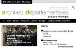 Loire-Atlantique : la presse ancienne est en ligne de 1750 à 1945 | Rhit Genealogie | Scoop.it
