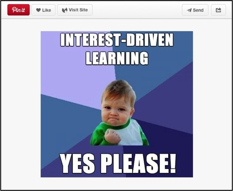 18 Blended Learning Pinterest Boards You Need to Follow | Effective Digital Learning | Scoop.it