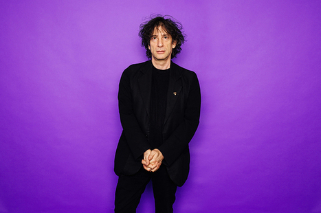 Neil Gaiman On Storytelling In The Age Of The Internet And Other Oddities | Digital Content Marketing | Scoop.it