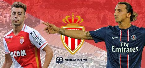 Pronostics Monaco - Paris SG - Ligue 1 - 4ej. | Paris sportifs et pronostics | Scoop.it