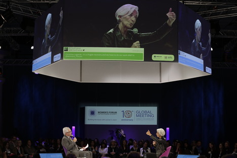 10th annual Women's Forum Global Meeting closes with emphasis on action items for the coming decade   Women empowerment   Scoop.it