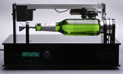 Beck's Edison Bottle, World's 1st Playable Beer Bottle - The Dieline - | CULTURE PUB WORLD | Scoop.it