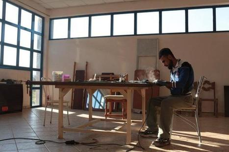 Habibi.Works: An Intercultural Makerspace | Makers hacedores fablab | Scoop.it