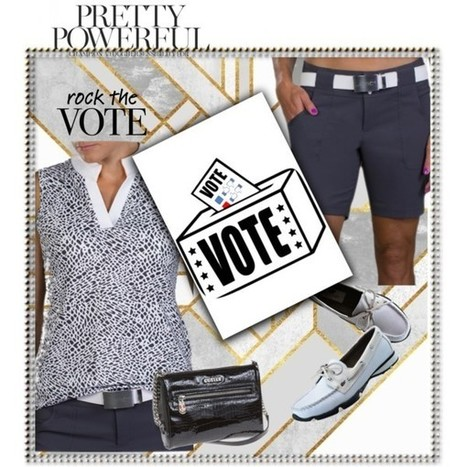 Rock the Vote in Style | Everything Golf | Scoop.it