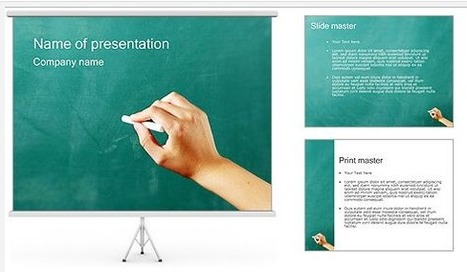20 Free Education PowerPoint Presentation Templates | Anything and Everything Education | Scoop.it