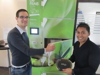 «Du frais pour ce soir»: un nouveau concept de restauration innovant voit le jour à Lyon | Circuits courts et société | Scoop.it