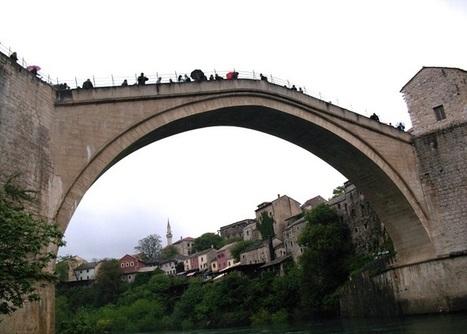 7 Fun Facts about the Mostar Bridge   Readyclickandgo Blog   Travel   Scoop.it