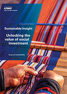 Unlocking the Value of Social Investment | KPMG | GLOBAL | rocmvv | Scoop.it