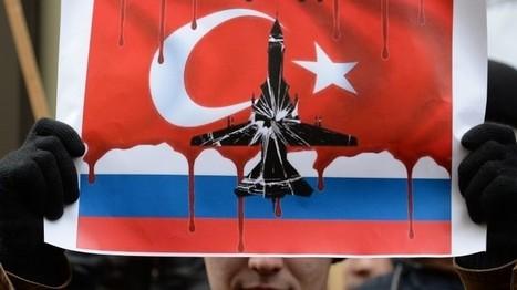 CNA: Los 10 hechos que rodean al derribo del bombardero ruso Su-24 efectuado por Turquía | La R-Evolución de ARMAK | Scoop.it