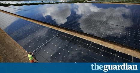 Solar and wind 'cheaper than new nuclear' by the time Hinkley is built | Business and the Environment | Scoop.it