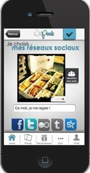 Bento Factory organise un jeu-concours sur mobile | Le positionnement de la stratégie digitale dans le secteur de l'alimentation | Scoop.it
