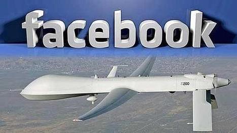 Facebook se lanza a la construcción de drones | Marketing  Online - Carlos Ruiz | Scoop.it