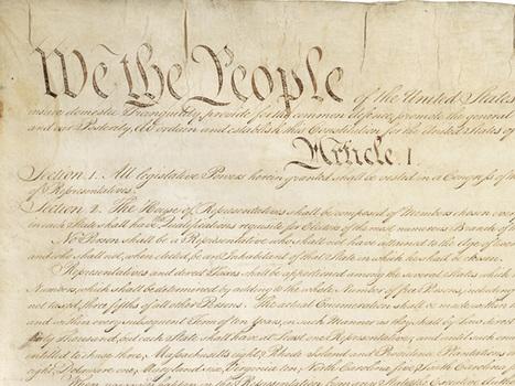 President Obama backs away from invoking 14th Amendment on debt ceiling — MSNBC | 14th Amendment (Gabby Montanez) | Scoop.it