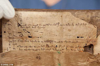 14th century Latin 'dictionary' that let nuns translate the Bible ~ Interesting Facts You Should Know | World Facts | Scoop.it