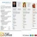 Download functional resume templates for CV Folio | CV Folio | Scoop.it