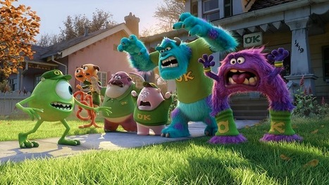 L'étoffe des leaders selon Pixar /Disney | copywriting, marketing de contenus, content management | Scoop.it