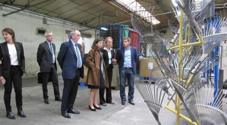 Monin-Lemarchand-Mermier (Orne/61) va investir à Tinchebray ! | L'Orne économique | Scoop.it