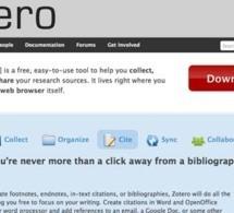 Gestion des citations et des références bibliographiques avec Zotero | decideo.fr/bigdata | Zotero | Scoop.it