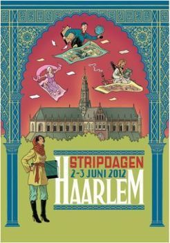 Stripdagen Haarlem in teken van Arabische strip | Books & More | Scoop.it