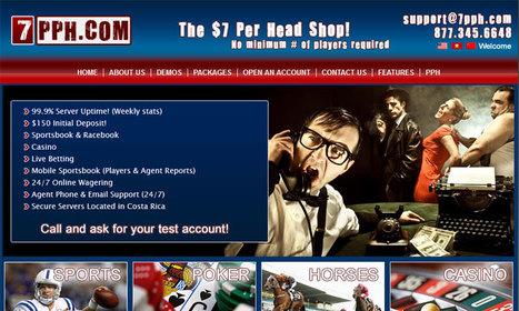 Pay per head | pay per head sportsbook | Scoop.it
