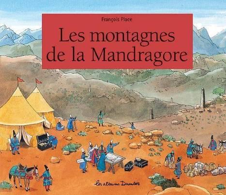 Les montagnes de la Mandragore | Littérature et documentaires jeunesse | Scoop.it