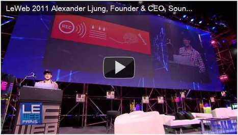 Why Sound Will Be Bigger Than Video - Alex Ljung / Soundcloud (AVC) | Radio 2.0 (En & Fr) | Scoop.it