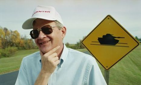 Muere Tom Clancy, famoso por sus 'best sellers' de espionaje | Legendo | Scoop.it