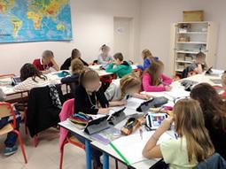 Tablettes tactiles en classe par Nicolas, enseignant en collège à Pont Saint Esprit - Ludovia Magazine | tablette Android usages pédagogiques | Scoop.it