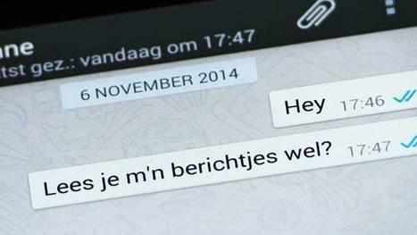Waar komt de volkswoede om twee blauwe vinkjes in WhatsApp vandaan?  | Media | Web 2.0 et société | Scoop.it