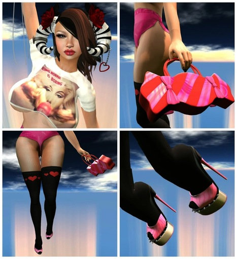 Free*Style: Candy Factory Anniversary Gifts | Finding SL Freebies | Scoop.it
