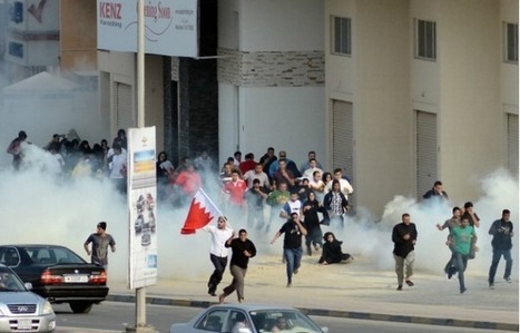 The Strange Revolution in Bahrain | Geography Education | Scoop.it