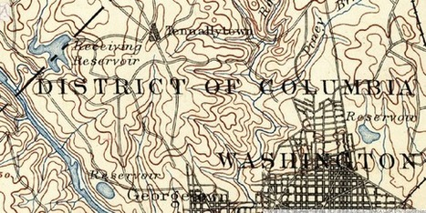 The Power of Maps, Past and Present | AP Human Geography | Scoop.it