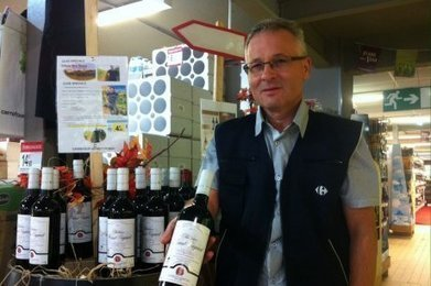 Le geste solidaire d'un commerçant pessacais envers les viticulteurs sinistrés   Agriculture en Gironde   Scoop.it