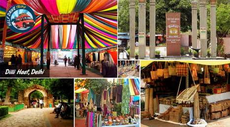 BEST PLACES IN INDIA FOR HANDICRAFTS SHOPPING | Self Drive Trips | Scoop.it