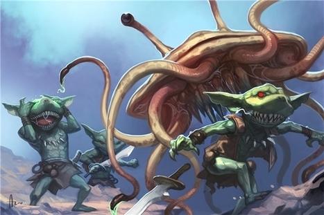 Règles de monstres universelles | Jeux de Rôle | Jeux de Rôle - JDR | Scoop.it
