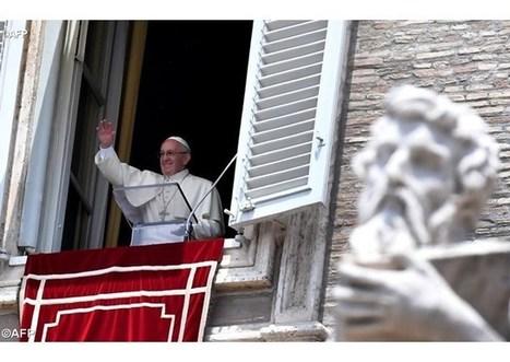 Pápež František po modlitbe Anjel Pána: Svätí Peter a Pavol sú piliermi Cirkvi | Správy Výveska | Scoop.it