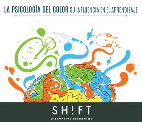 La psicología del color: ¿Cómo influyen los colores en el aprendizaje? | Creatividad infinita | Scoop.it