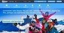 Une start-up romande révolutionne le ski - ICTjournal | Stations de ski, parcs de loisirs, bons plans | Scoop.it