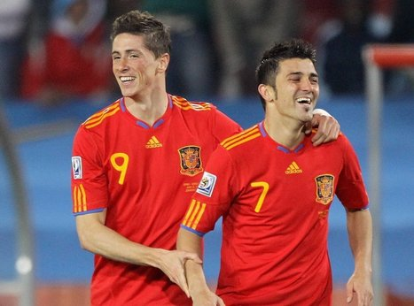 Vicente Del Bosque Has a Striker Headache Ahead of Spain's World Cup Defence - Bleacher Report | Spain World Cup | Scoop.it