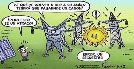 La reforma del Ministro Soria no le gusta a nadie - El Biocultural   La ecocolumna   Scoop.it