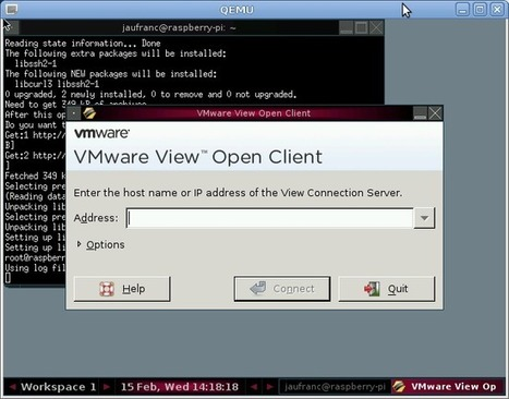 Cross-compiling VMWare View for ARM Linux (in Debian/Ubuntu) | Embedded Systems News | Scoop.it