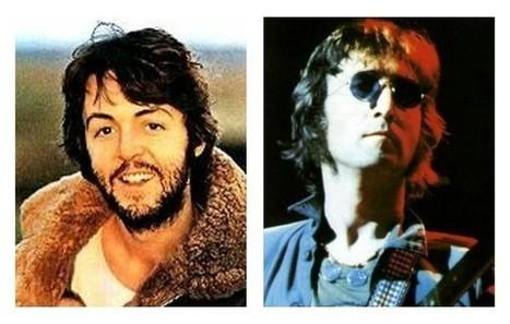 Les Inrocks - [Clash] John Lennon versus Paul McCartney | Paul McCartney | Scoop.it