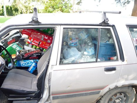 Homeless Man Runs International Business From His Car | Public Relations & Social Media Insight | Scoop.it