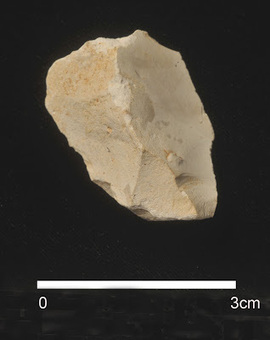 Prehistoric flint blade found in Spain | political sceptic | Scoop.it