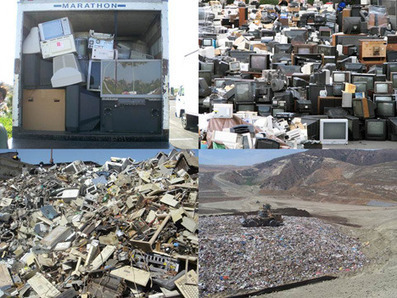 Repurposing E-Waste Into E-Learning - Core77 | Creativity and learning | Scoop.it