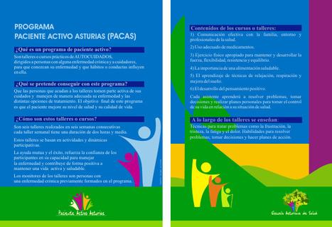 Más de 100 personas han aprendido a manejar la enfermedad crónica en los talleres de la Escuela de Pacientes de Asturias | AsturSalud | eSalud Social Media | Scoop.it