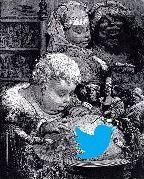 Humanisme et numérique : Quand Gargantua tweete ! | Enseigner avec le numérique | Scoop.it