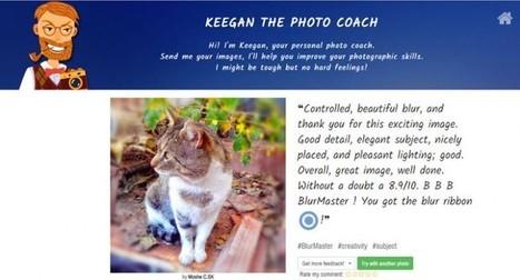 Una aplicación web que analiza nuestras fotografías y nos dice cómo mejorar | Educacion, ecologia y TIC | Scoop.it