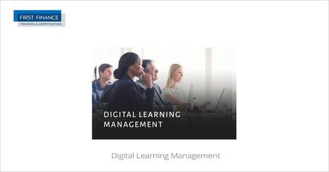 Parcours premium Digital Learning Management | Formation en ligne et à distance | Scoop.it