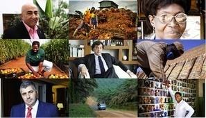 Les 25 pionniers de l'agroalimentaire en Afrique francophone | Confidences Canopéennes | Scoop.it